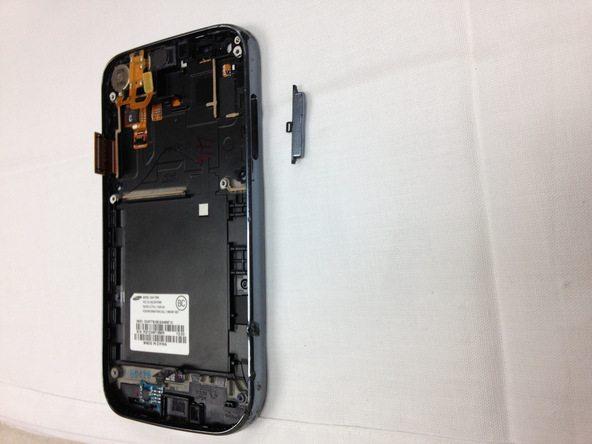 تعمیر دکمه تنظیم صدا Samsung Galaxy S Blaze