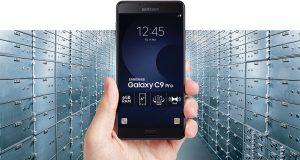 گوشی موبایل سامسونگ مدل Galaxy C9 Pro