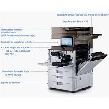 پرینتر چندکاره لیزری سامسونگ مدل Smart MultiXpress K4350