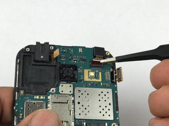 تعمیر دوربین جلو Samsung Galaxy J1