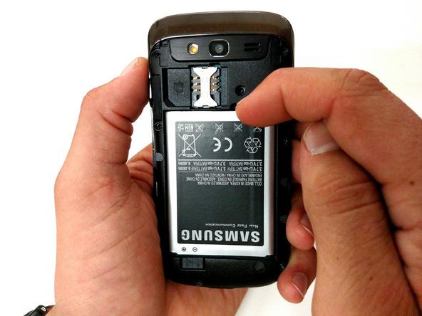 تعمیر باتری Samsung Galaxy S Blaze