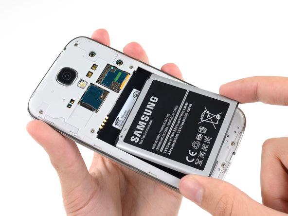 تعمیر باتری Samsung Galaxy S4