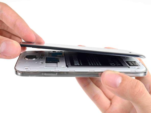 تعمیر کیس عقب Samsung Galaxy S4