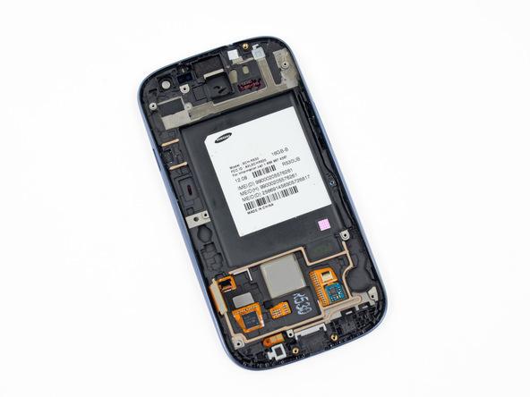 تعمیر مونتاژ پانل جلو Samsung Galaxy S III