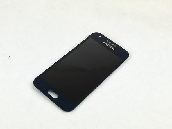 تعویض صفحه نمایش شیشه ای Samsung Galaxy J1